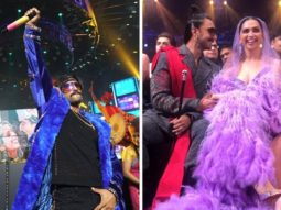 IIFA Awards 2019 Ranveer Singh enthralls the audience, shares romantic moment with Deepika Padukone