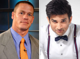 John Cena posts a photo of Sushant Singh Rajput leaving netizens confused