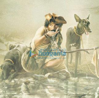 Movie Stills Of The Movie Laal Kaptaan