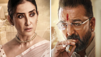 Manisha Koirala opens up about her role opposite Sanjay Dutt in Prassthanam