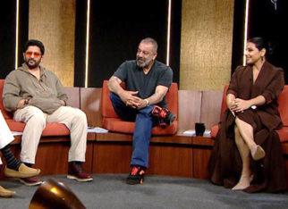 Munnabhai actors Sanjay Dutt, Vidya Balan, Arshad Warsi and Boman Irani relive their Gandhigiri days