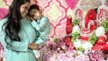 Arpita Khan Sharma shares pictures of her eco-friendly Ganesha, urges us to protect the environment