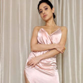 Nushrat Bharucha looks like a dream as she dons a pink outfit