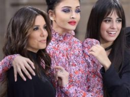 Paris Fashion Week 2019 Aishwarya Rai Bachchan makes her way to the ramp with Eva Longoria, Camila Cabello