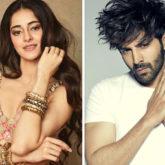 Pati Patni Aur Woh Ananya Panday and Kartik Aaryan kick-start the Mumbai schedule with a song