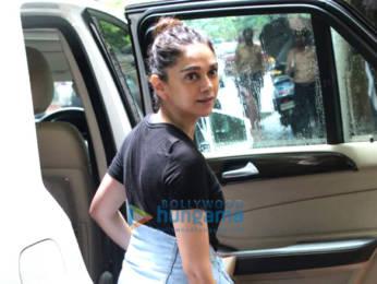 Photos: Aditi Rao Hydari spotted at the Kitchen Garden, Bandra