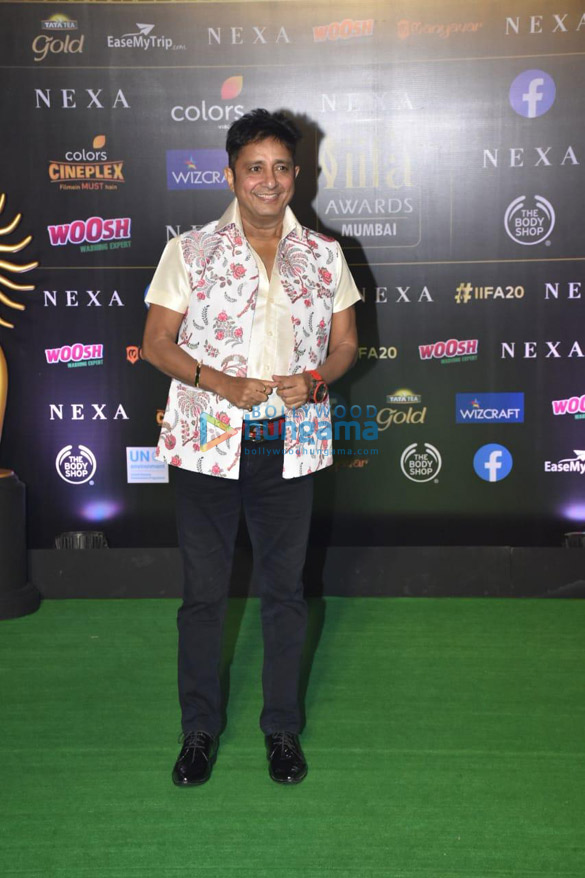 Photos Celebs grace the 20th IIFA Awards 2019 at NSCI, Dome (12)