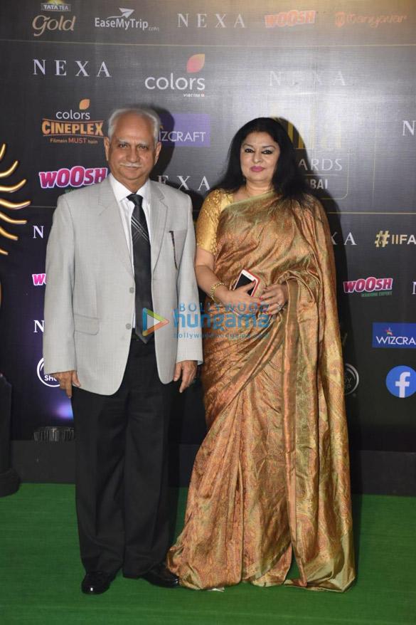 Photos Celebs grace the 20th IIFA Awards 2019 at NSCI, Dome (22)
