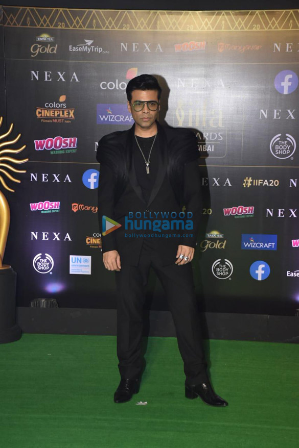 Photos Celebs grace the 20th IIFA Awards 2019 at NSCI, Dome (6)