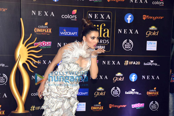 Photos Celebs grace the 20th IIFA Awards 2019 at NSCI, Dome4 (1)