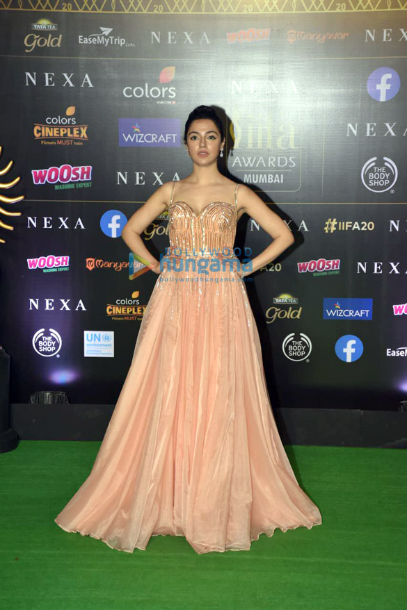 Photos Celebs grace the 20th IIFA Awards 2019 at NSCI, Dome4 (6)