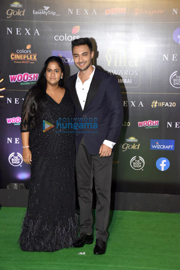 Photos Celebs grace the 20th IIFA Awards 2019 at NSCI, Dome5 (4)