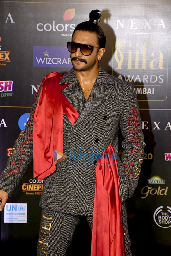 Photos Celebs grace the 20th IIFA Awards 2019 at NSCI, Dome8 (6)
