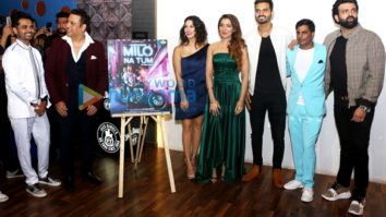 Photos: Celebs grace the Milo Na Tum song launch