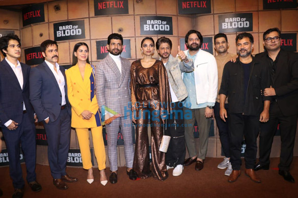 Photos Celebs grace the special screening of 'Bard of Blood' (0003)