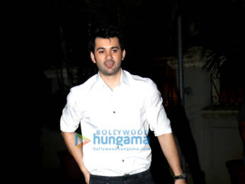 Photos: Karan Deol, Sunny Deol and Dharmendra grace the special screening of 'Pal Pal Dil Ke Paas'