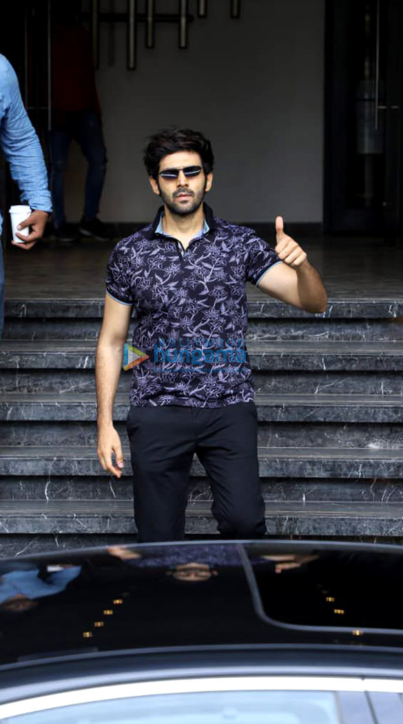 Photos Kartik Aaryan, Shahid Kapoor and others snapped at the gym (5)