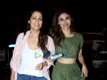 Photos: Nushrat Bharucha, Mouni Roy and Pooja Hegde snapped at the airport