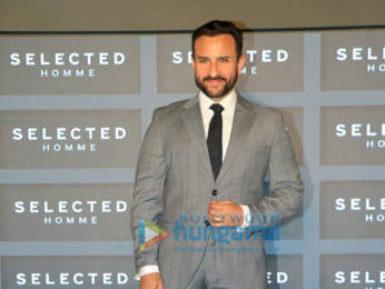 Photos: Saif Ali Khan announced as the brand ambassador for the menswear brand Selected Homme