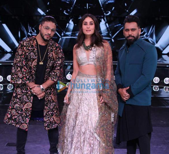 Photos Saroj Khan snapped on sets of Dance India Dance (4)