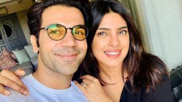 Rajkummar Rao and Priyanka Chopra Jonas kick-start the shoot for The White Tiger, a Netflix film