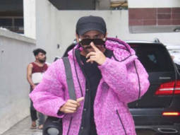 Ranveer Singh and Alia Bhatt spotted at Old Dharma Office