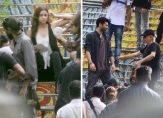 Sadak 2 Alia Bhatt and Aditya Roy Kapur begin Mumbai shooting schedule