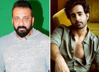 Sanjay Dutt signs Prassthanam co-star Satyajeet Dubey for a three film deal