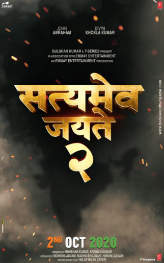 First Look Of Satyameva Jayate 2