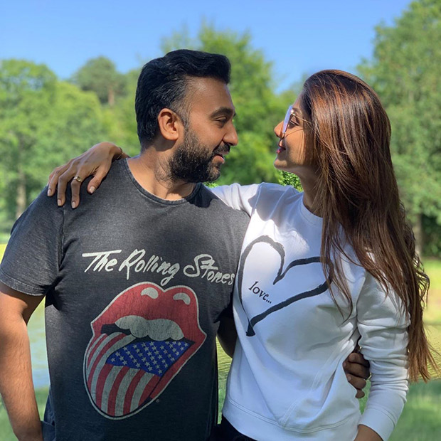 Shilpa Shetty's birthday wish for husband Raj Kundra is the sweetest thing you will read today