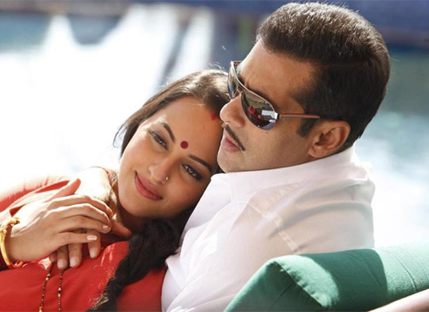 Sonakshi Sinha says destiny and Salman Khan had a big hand in her debut in Dabangg