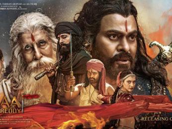 First Look Of The Movie Syeraa Narasimha Reddy