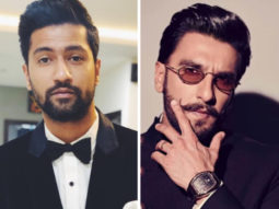 """The aim is never to outperform anyone"" - says Vicky Kaushal on starring with Ranveer Singh in Takht"