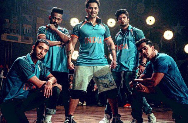 Varun Dhawan offers a platform to street dancers