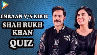 WEEKEND SPECIAL Blockbuster SHAH RUKH KHAN Quiz With Emraan Hashmi & Kirti Kulhari