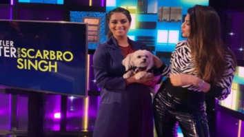 Jacqueline Fernandez meets Youtuber Lilly Singh ahead of her digital debut