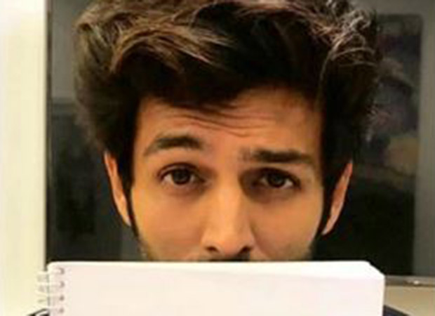 Kartik Aaryan begins prep for Dostana 2