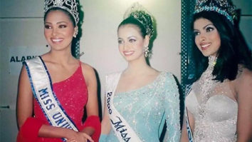 Throwback: Lara Dutta shares a THEN & NOW picture with Priyanka Chopra and Dia Mirza
