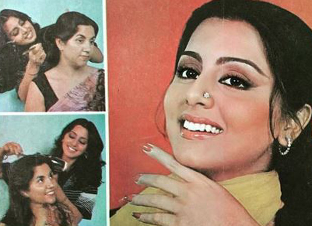 Throwback: Neetu Kapoor reminisces about the time when her hairdresser's hand was used as her hand