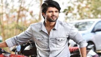 Vijay Deverakonda announces his next film titled World Famous Lover