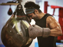 """Boxing comes with its share of risks"", says Farhan Akhtar while talking about his injury training for Toofan"