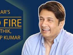 """Tiger Shroff has the BEST body right now"" Shekhar Suman Hrithik Rapid Fire Family Man"