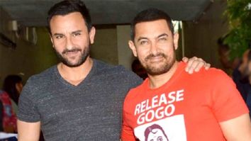 Aamir Khan praises the intense trailer of Saif Ali Khan's Laal Kaptaan