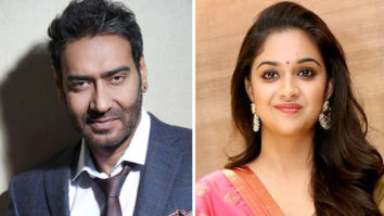 Ajay Devgn and Keerthy Suresh wrap up the second schedule of Maidaan in Mumbai