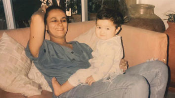 Alia Bhatt posts a heart-warming childhood picture with her mother Soni Razdan on her birthday!