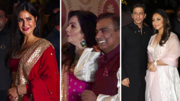 Ambani Family, Shah Rukh Khan, Katrina Kaif & others at Amitabh Bachchan's Diwali Party