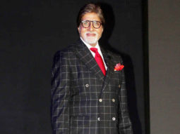 Amitabh Bachchan is fine, just a routine hospital visit