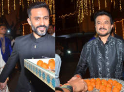 Anil Kapoor's Diwali Party with Many Celebs | Virat Kohli | Anushka Sharma