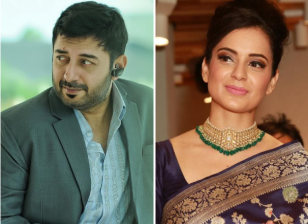 Arvind Swamy to play MG Ramachandran in Kangana Ranaut starrer Thalaivi