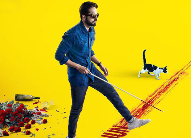 As AndhaDhun completes one year of its release, Ayushmann Khurrana says it has taught him to challenge his inhibitions